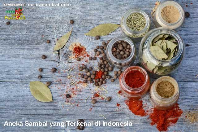 Aneka Sambal Yang Terkenal Di Indonesia Serba Sambal Pusat Asli